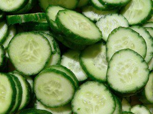 cucumber varieties for outdoors