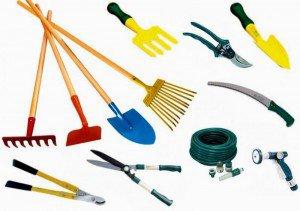 Садовый инструмент ваш помощник