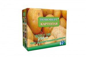 Удобрение для картофеля – и твой урожай будет небывалым